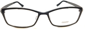 Prescription Eyeglasses Frame Super Light, Flexible, Piovino 3028 C116 Ultem Frame
