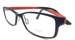 Prescription Eyeglasses Frame Super Light, Flexible, Piovino 3028 C58 Ultem Frame