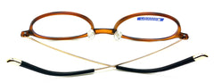 Piovino Eyeglasses Prescription Frame 3072 C14 Rxable Titanium Frame