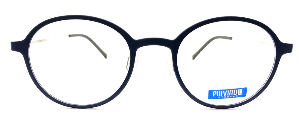 Piovino Eyeglasses Prescription Frame 3072 C12 Rxable Titanium Frame