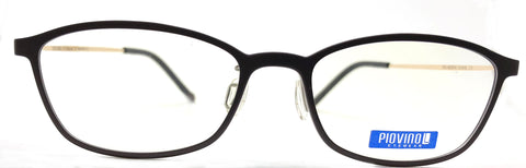 Piovino Eyeglasses Prescription Frame 3074 C11 Rxable Titanium Frame