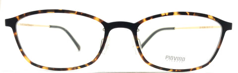 Piovino Eyeglasses Prescription Frame 3074 C22 Rxable Titanium Frame