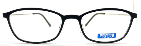 Piovino Eyeglasses Prescription Frame 3074 C2 Rxable Titanium Frame