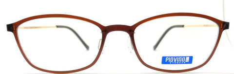 Piovino Eyeglasses Prescription Frame 3074 C3 Rxable Titanium Frame