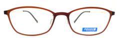 Piovino Eyeglasses Prescription Frame 3074 C4 Rxable Titanium Frame