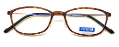 Piovino Eyeglasses Prescription Frame 3074 C5 Rxable Titanium Frame