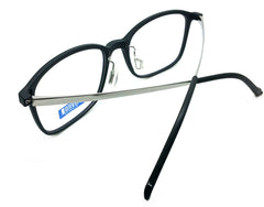 Piovino Eyeglasses Prescription Frame 3081 C2 Rxable Titanium Frame