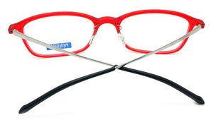Piovino Eyeglasses Prescription Frame 3081 C7 Rxable Titanium Frame