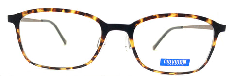 Piovino Eyeglasses Prescription Frame 3081 C19 Rxable Titanium Frame