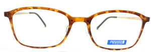 Piovino Eyeglasses Prescription Frame 3081 C5 Rxable Titanium Frame