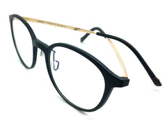 Piovino Eyeglasses Prescription Frame 3082 C4 Rxable Titanium Frame