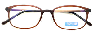 Piovino Eyeglasses Prescription Frame 3082 C21 Rxable Titanium Frame