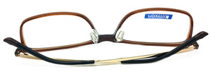 Piovino Eyeglasses Prescription Frame 3083 C3 Rxable Titanium Frame