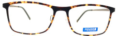 Piovino Eyeglasses Prescription Frame 3083 C19 Rxable Titanium Frame