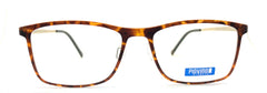 Piovino Eyeglasses Prescription Frame 3083 C5 Rxable Titanium Frame