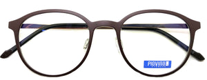 Piovino Eyeglasses Prescription Frame 3084 C11 Rxable Titanium Frame