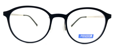 Piovino Eyeglasses Prescription Frame 3084 C12 Rxable Titanium Frame