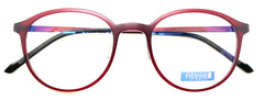 Piovino Eyeglasses Prescription Frame 3084 C20 Rxable Titanium Frame