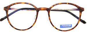 Piovino Eyeglasses Prescription Frame 3084 C5 Rxable Titanium Frame