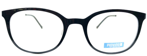 Piovino Eyeglasses Prescription Frame 3085 C1 Rxable Titanium Frame