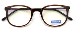 Piovino Eyeglasses Prescription Frame 3085 C3 Rxable Titanium Frame