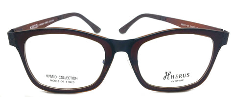 Piovino Prescription Eyeglasses Herus Trifold Hybrid Metal and Ultem MOD33-09 C2