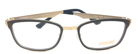 Prescription Eyeglasses Soltax Hybrid Metal and Ultem PV 5606 1610M Gray&Gold
