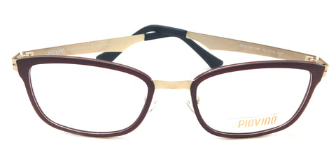 Prescription Eyeglasses Soltax Hybrid Metal and Ultem PV 5606 1610M Wine & Gold
