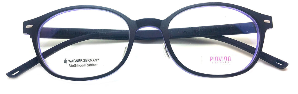Prescription Eyeglasses Frame Super Light, Flexible, Ultem Piovino 5701 c4