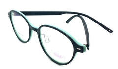 Piovino Eyeglasses Frame Super Light, Flexible, Ultem PV JS 5703 C1