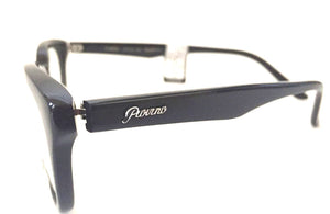 Eyeglasses Prescription Frame Piovino PV WE 8004 C1 Black Eyewear