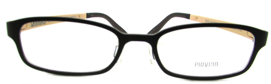Piovino Eyeglasses Frame Super Light, Flexible, Tough Ultem Frame IN 3008 C102