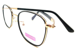 NEW Prescription Eye Glasses Frame, Fashionable Metal Frame PV 8803 C1