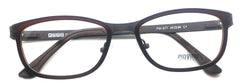 Piovino Eyeglasses Frame Super Light, Flexible PW-877 C1 Ultem Frame