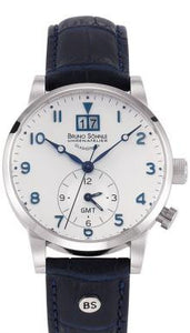Blue Quartz Mens Watch