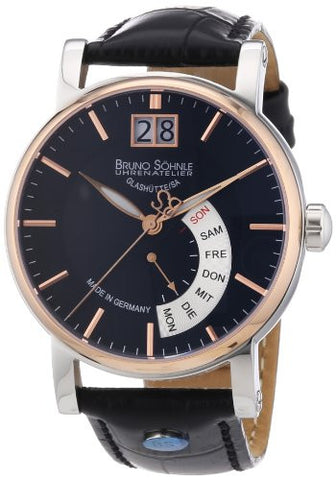Bruno Sohnle Pesaro I 17-63073-745 Quartz German Watch