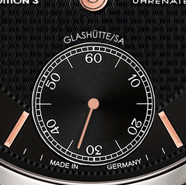 Mechanik Edition III German Timepiece
