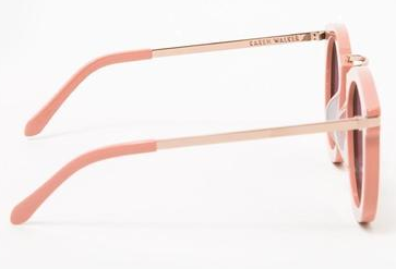 a4334f2aec7f Oki & Oro Boutique : Karen Walker Super Lunar Rose Pink Sunglasses