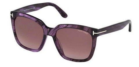 Tom Ford Amarra TF502 colour 83T Plum Boardeaux