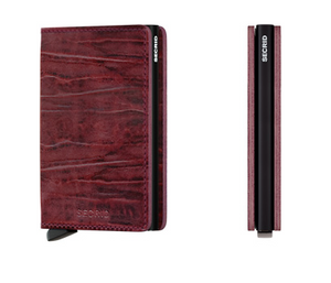 Secrid Slim Wallet Dutch Martin Boardeux
