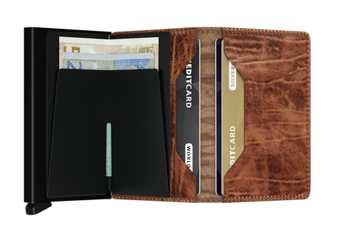 Secrid Slim Wallet Dutch Martin Whiskey