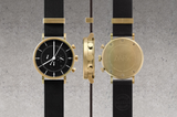 Aark Collective Eon Gold Watch Japanese Quartz