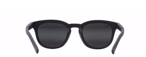 Maui Jim Koko Heads Matte Black Sunglasses