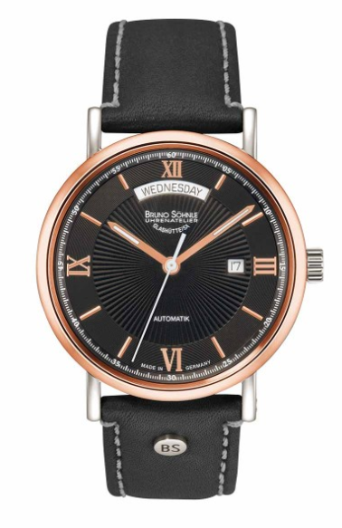 Bruno Sohnle Lagomat Day Date 17-62148-771 Mechanical