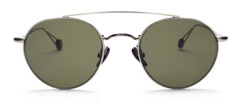 Ahlem Bastille White Gold Sunglasses