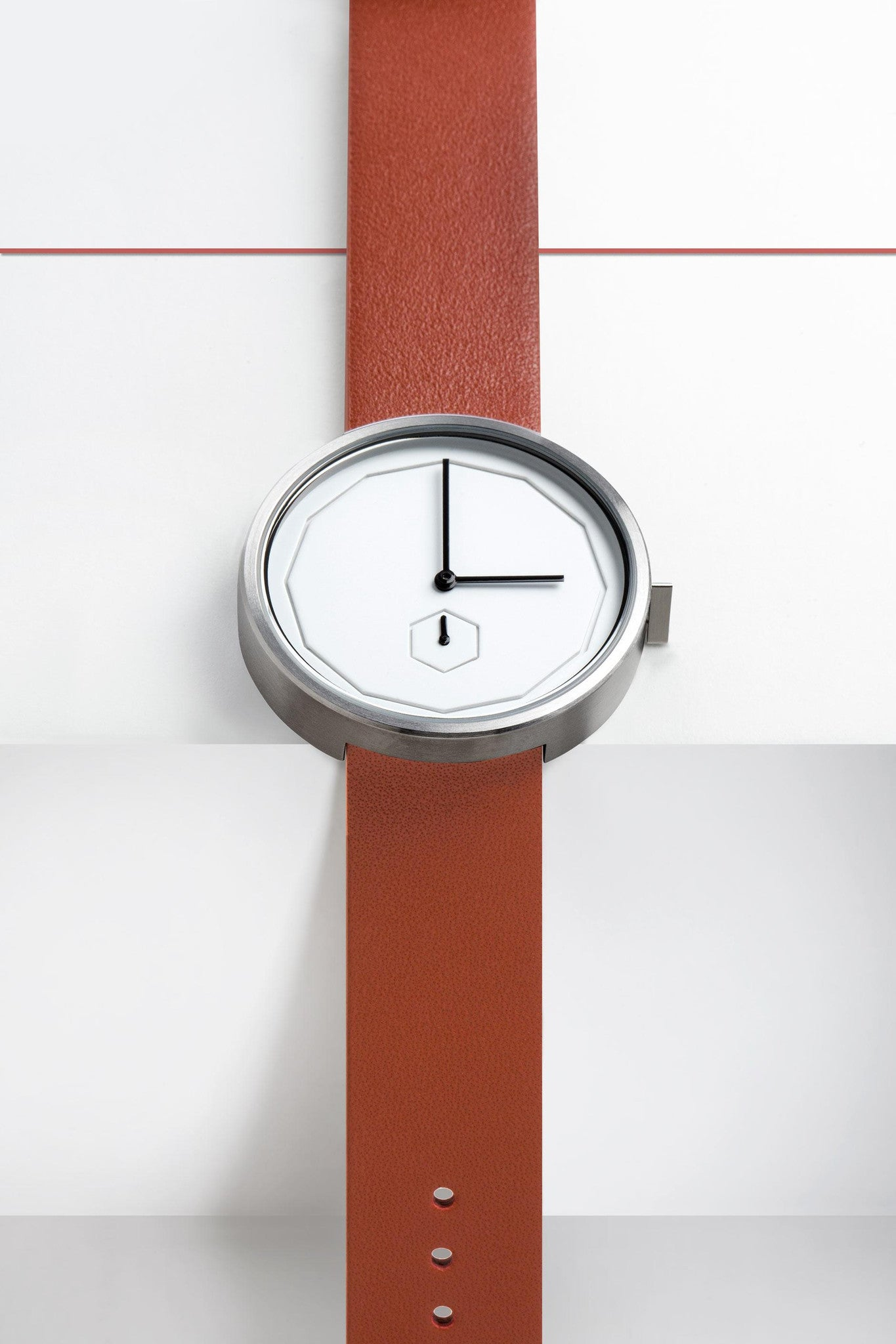 Aark Collective Classic Neu Silver Watch