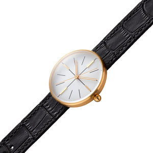 Aark Collective Dome Gold Watch
