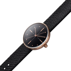 Aark Collective Dome Rose Watch