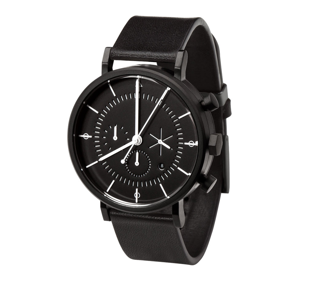 Aark Collective Eon Black Watch Japanese Quartz