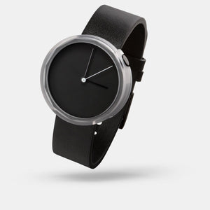 Aark Collective Prism Black Quartz Watch